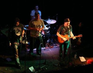 Jesse Morris Band @ The Gaelic Club