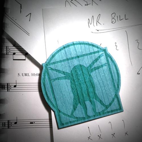 Mr. Bill live drums URL transcription
