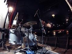 dw drums gothic theater mr bill drummer