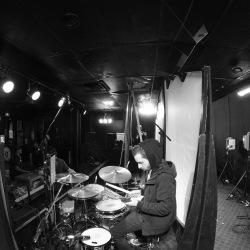 Mr bill drums drummer distortion calgary