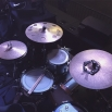 Mr. bill drums Patrick Leonard drumset drumkit dw drums