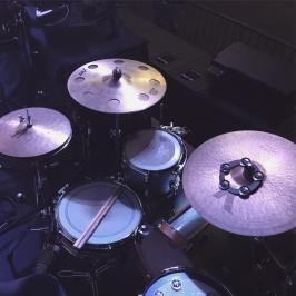 Mr. bill drums Patrick Leonard drumset drumkit dw drums