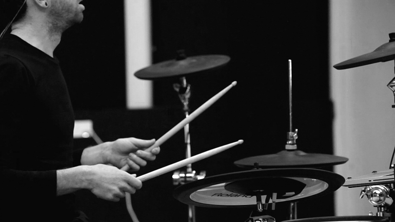 ndrew Hutchings Hutch drums Mr Bill Sydney drummer lessons drum tuition session teacher